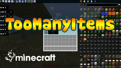 TooManyItems 1.7.4 | Minecraft 1.7.4 Mods | Scoop.it