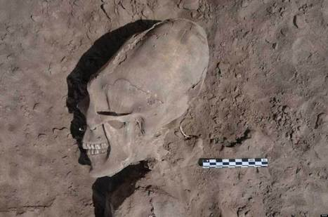 WATCH: 'Alien-Like' Skulls Discovered In Ancient Burial Site | The Global Village | Scoop.it