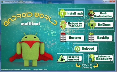 Perform Your Common Android Tasks With Android World Multitool | Android | Scoop.it