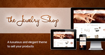 The Jewelry Shop –  A luxurious and elegant theme to sell your products | wordpresstemplates | Scoop.it
