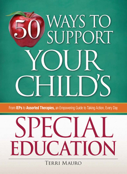 50 Ways to Support Your Child´s Special Education - Terri Mauro - Download Educational | School Psychology in the 21st Century | Scoop.it