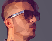 Low-Poly Self Portrait Tutorial   Art, graphic design, video production, animation and illustration   Scoop.it