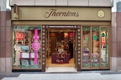 Thorntons develops new interiors and identity designs | News | Design Week | Corporate Identity | Scoop.it