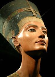 Por amor al Arte   Dos reinas poderosas de Egipto -Cleopatra vs. Nefertiti-   Scoop.it