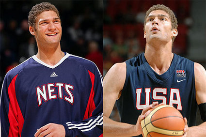 Brook Lopez (Cuban/White) [American] | Mixed American Life | Scoop.it