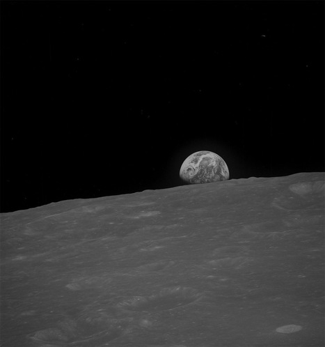 NASA Releases Trove of Over 8,000 HD Photos from the Apollo Moon Missions | As digitally seen ... | Scoop.it