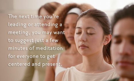 5 Ways Meditation Can Make You Happier and More... | Mindfullness Meditation | Scoop.it