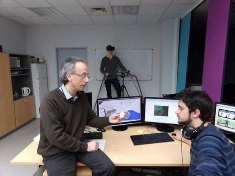 High-tech. Une descente de ski virtuelle imaginée à Laval - Ouest France Entreprises | Les news de Laval Mayenne Technopole | Scoop.it