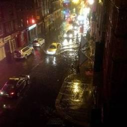 Thunderstorms and flash flooding wreak havoc around the country - Independent.ie | La revue de presse de 69ème Avenue | Scoop.it