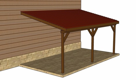 How to Build a Carport - Free Carport Plans: How to Build a Carport | Carport plans | Scoop.it