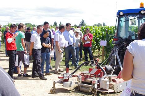 Tech&Bio : La vitrine de la  viticulture innovante et durable | Agriculture en Dordogne | Scoop.it