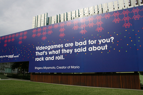 Dix raisons pour et contre les jeux vidéo en bibliothèques! | Le jeu vidéo en bibliothèques publiques | Scoop.it