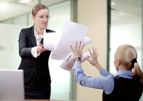 How to Conduct an Internal Harassment and Bullying Investigation to Determine Facts and Minimize Liability   How can HR prevent bullying by seniors at the workplace?   Scoop.it