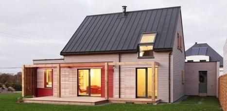 Terra cruda e legno per la casa bioclimatica in Bretagna | BIOEDILIZIA | Scoop.it