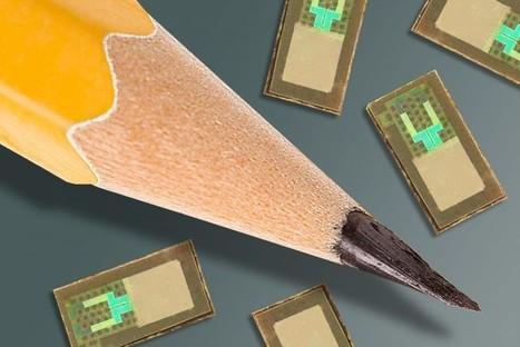Team Develops Wireless, Dissolvable Sensors to Monitor Brain | Brain Tumors | Scoop.it