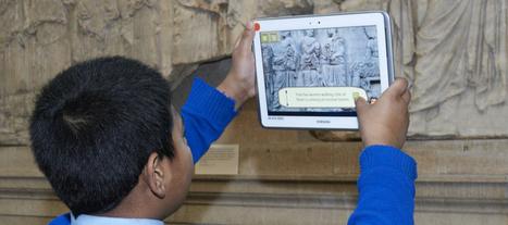 Las aventuras de Realidad Aumentada en el Museo Britanico | Augmented Reality & VR Tools and News | Scoop.it
