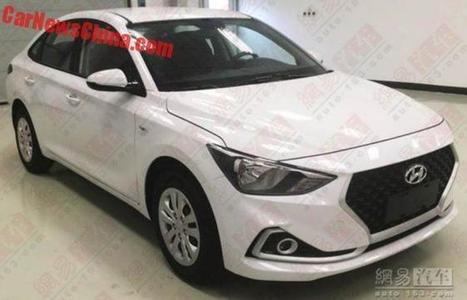 All-New Hyundai Celesta Sedan Spotted in China | Maxabout Cars | Scoop.it
