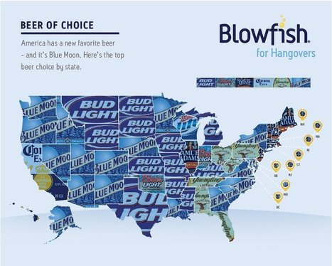 The 27 Maps That Explain America | About marketing concepts | Scoop.it