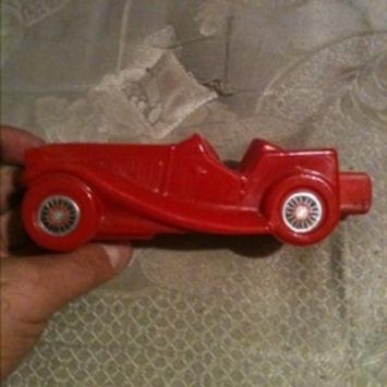 Vintage Avon Bottle: Red Car | Kitsch | Scoop.it