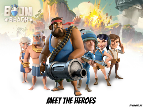 Games Like Boom Beach | Game Recommendations | Scoop.it