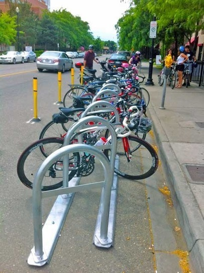 #365 Downtown Kelowna just got bike friendlier | This gives me hope | This Gives Me Hope | Scoop.it
