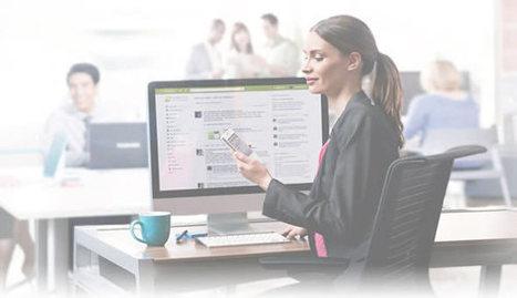 A quoi sert Yammer ? | Responsabilité sociale des entreprises (RSE) | Scoop.it