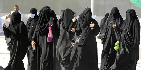 Women covered in Saudi   Girls of Riyadh   Scoop.it