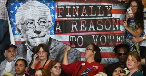 The Sanders Campaign – From Sea to Shining Sea | Global politics | Scoop.it