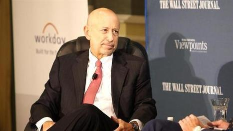 Goldman Sachs's Lloyd Blankfein: Why I Wouldn't Invest in China Now | Learning Happens Everywhere! | Scoop.it