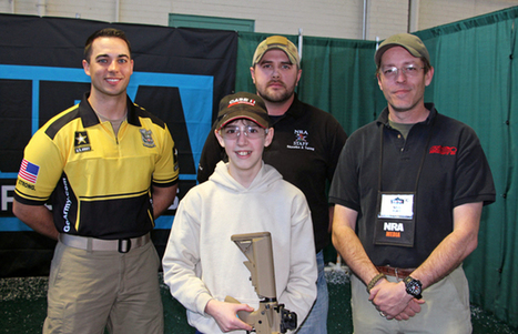 NRA 3 Gun Experience gives away Airsoft GI starter pack at Great American Outdoor Show - AAR from NRABLOG.COM   Thumpy's 3D House of Airsoft™ @ Scoop.it   Scoop.it