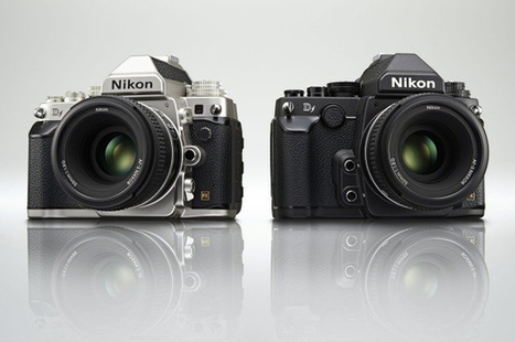 What the Nikon Df is and is not... | Nikon DF | Scoop.it