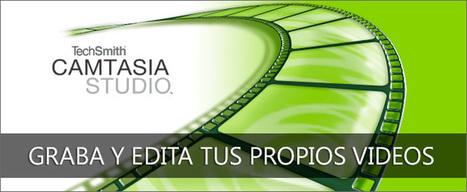 Camtasia: cómo grabar un video y editarlo con Camtasia Studio   Marca personal en video   Scoop.it