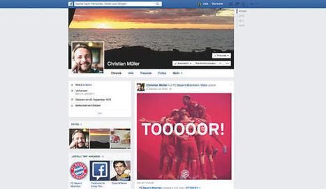Max Mustermann des Digitalen: Jung von Matt zeigt den Durchschnitts-Facebook-Nutzer | crossmedia | Scoop.it