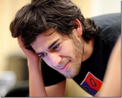 Aaron vive en nuestra libertad por .@dreig | MediosSociales | Scoop.it