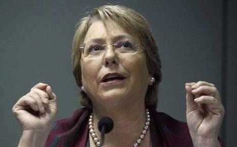 Bachelet arrancó su campaña con la promesa de reformar la educación en Chile   EDUCACIÓN PRIMARIA   Scoop.it