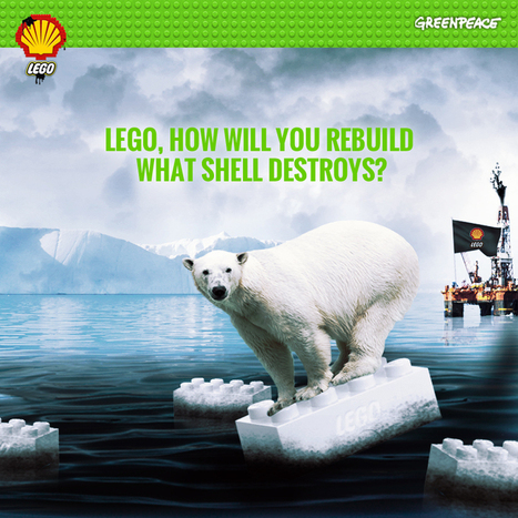 Tell Lego to dump Shell   Strong Views Alternative News   Scoop.it