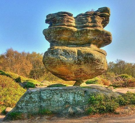 Idol Rock – Nature's Balancing Act | Share Some Love Today | Scoop.it