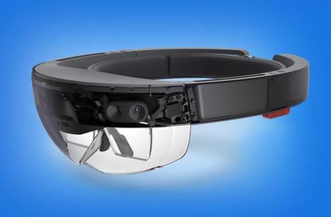 Microsoft muestra más detalles de Hololens, sus gafas de realidad aumentada | Mobile Technology | Scoop.it
