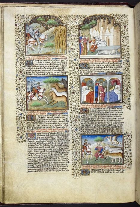 The Talbot Shrewsbury Book Goes Online - Medieval and Earlier Manuscripts | Eclectic Mix | Scoop.it