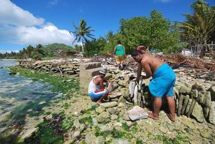 Fiji leader invites climate-hit Kiribati residents to relocate | Sustain Our Earth | Scoop.it