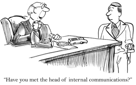 7 Reasons Why Internal Comms Is the Toughest Kind | Adweek | Internal Communication | Scoop.it