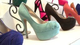 What do women's shoes say about the economy? - CW39 NewsFix | Womens Shoes Absecon | Scoop.it