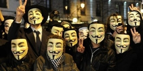 Les Anonymous menacent de s'attaquer à ArcelorMittal - nouvelobs.com | Belgitude | Scoop.it
