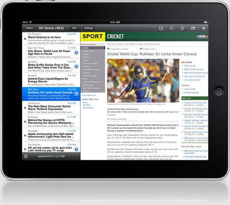 Byline (iPhone/iPad) Now Syncs with Feedly   RSS Circus : veille stratégique, intelligence économique, curation, publication, Web 2.0   Scoop.it