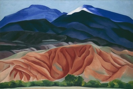 Georgia O'Keeffe: five reasons to visit | Tate | Gender and art | Scoop.it
