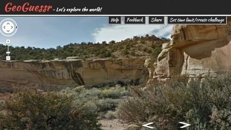 3 herramientas para crear juegos de geografía | Geografía | Scoop.it