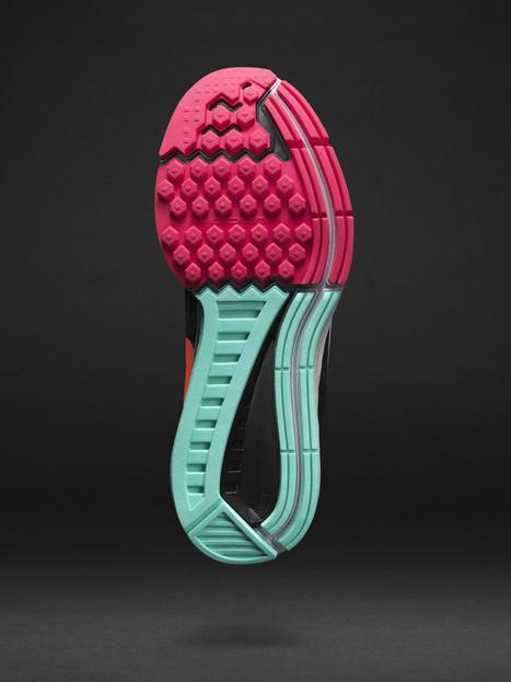 Engineered warp knit - an alternative to Nike Flyknit? - Knitting Industry | warp knit 3d spacer fabrics | Scoop.it