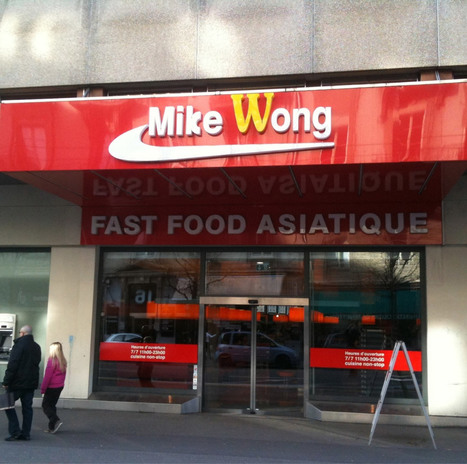 Fast food asiatique | Ouf-guedin \_o< | Scoop.it