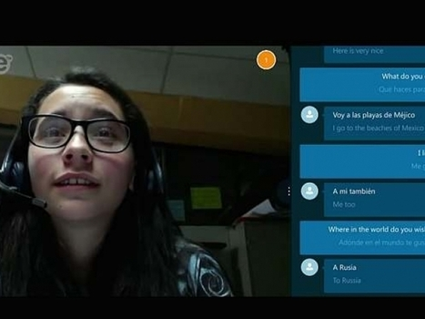 Skype Translator pronto anche per la lingua italiana - Ecoseven | studiare italiano | Scoop.it