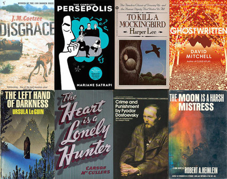 50 Novels Guaranteed to Make You a Better Person | Reading | Scoop.it